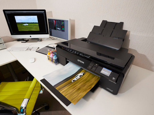 The Steps to Colour Accurate Printing: A Photographers Experience