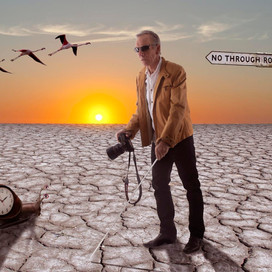 The Making of a Photographer in Lockdown | Step-by-Step Photoshop Composite
