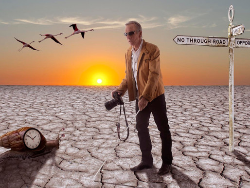 The Making of a Photographer in Lockdown   Step-by-Step Photoshop Composite