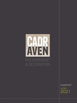 Catalogue Cadr'Aven 2021