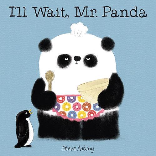 Book: I'll Wait Mr. Panda -Collaborative Splash Adventure