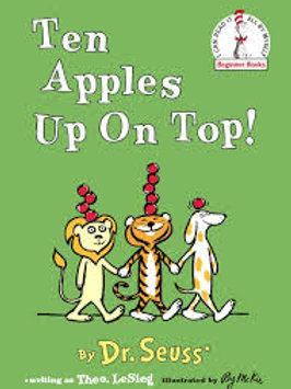 Book: Ten Apples on Top