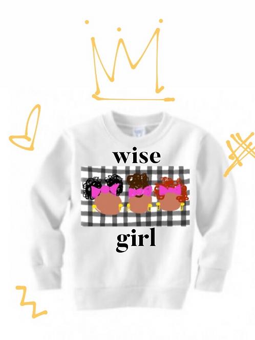 WISE, BOLD & BRAVE Sweatshirt