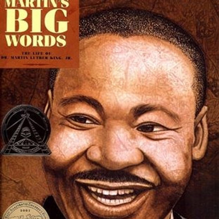 Book: Martin's Big Words