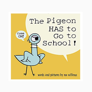 Don't let the pigeon......