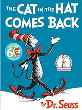 Book: The Cat in the Hat Comes Back