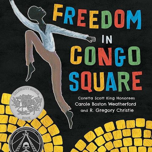 Book: Freedom in Congo Square