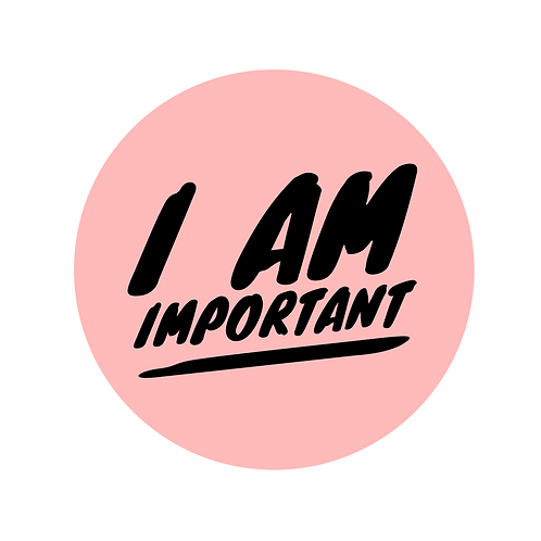 I AM IMPORTANT