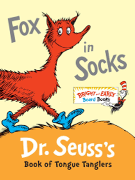 Book: Fox in Socks
