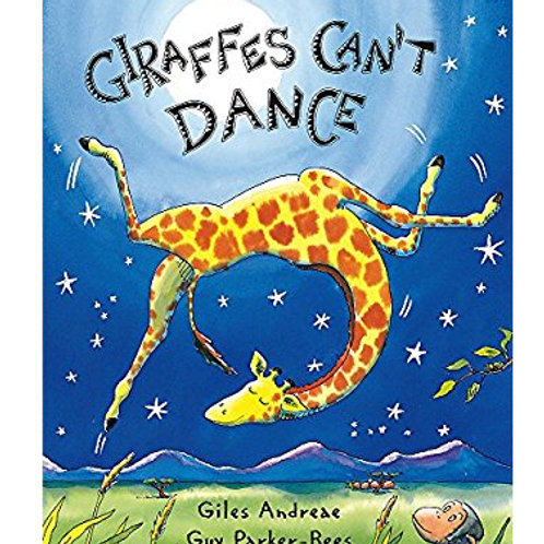 Book: Giraffes Can't Dance - Collaborative Splash Adventure