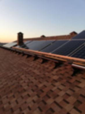 солнечная станция в Сочи