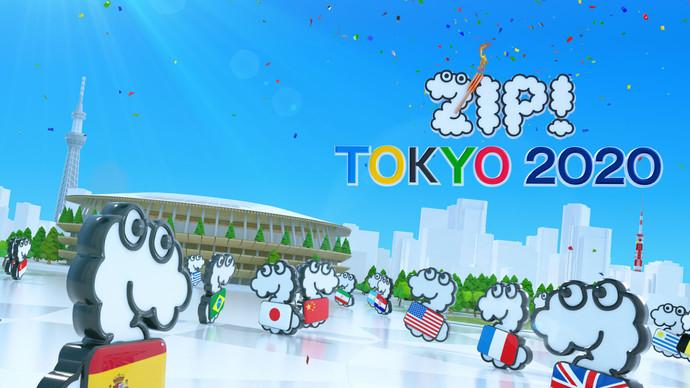 ZIP!TOKYO2020