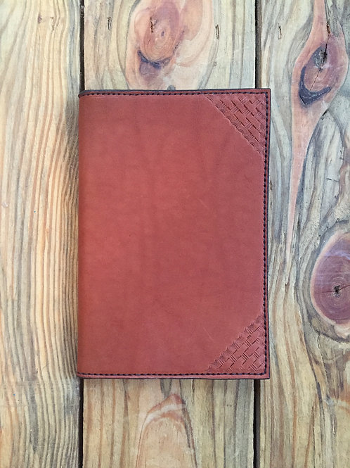 Leather Portfolio: Simple & Personalized