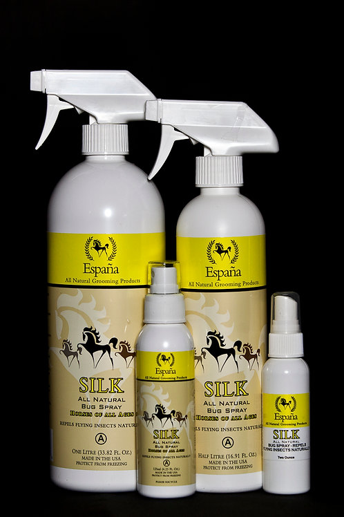 Espana SILK All Natural Bug Spray (1L)