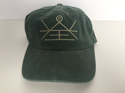 Hunter Green CWH Hat