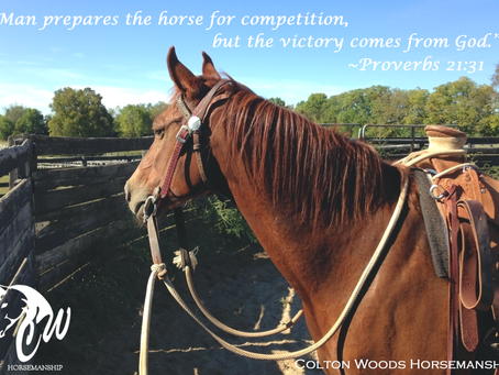 Fueling the 'Why' Behind Colton Woods Horsemanship