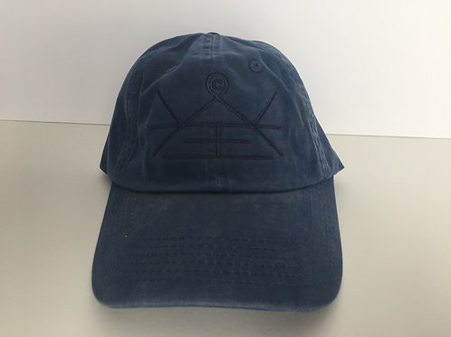 Steel Blue CWH Hat