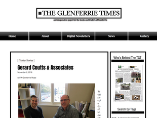 GCA profiled in 'The Glenferrie Times'