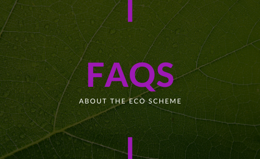 ECO Scheme - Frequently Asked Questions