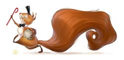 scoiattolo colour 2