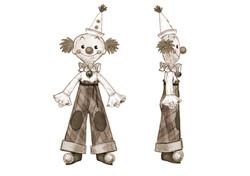 clown doll_turn around_180416
