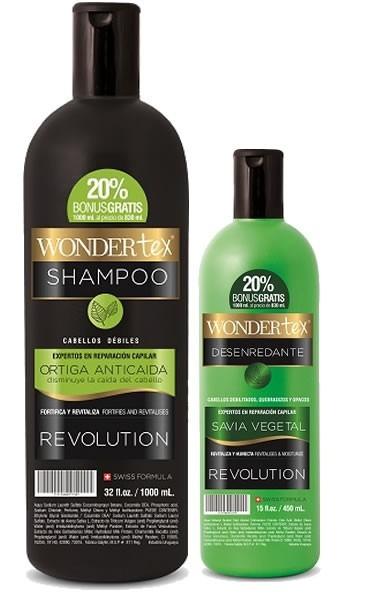 Shampoo + Savia