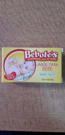 jabon para bebe
