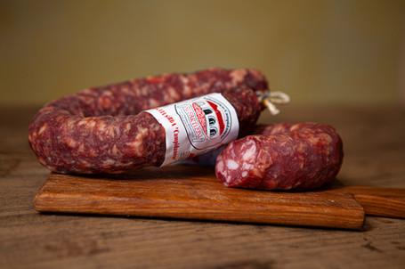 Campidanese Sardinian sausage