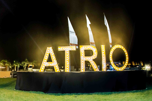 Atrio Compound Launch Event