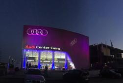 Audi Showroom Opening