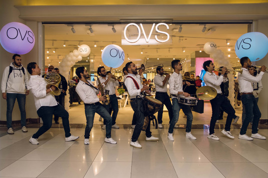 OVS Store opening