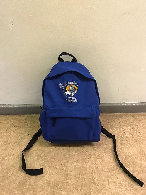 Poseidon Swim Academy childs rucksack