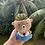 Thumbnail: Echeveria Moonstone in bear pot