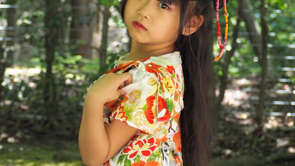 キッズドレス#111