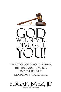 God Will Never Divorce You