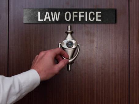 Come to our Law Office