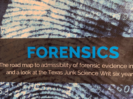 Why do you need a lawyer who knows about forensics?