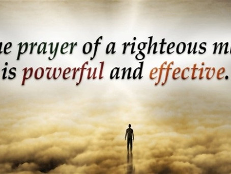 Copy of Prayer is essential!