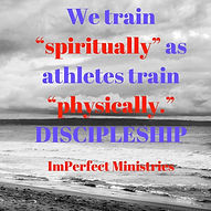 ImPerfect Ministries Discipleship