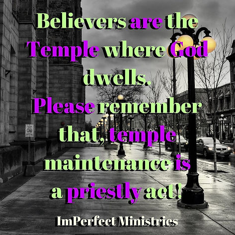 ImPerfect Ministries Believers