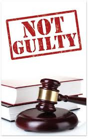 Copy of Not Guilty! What does this means?