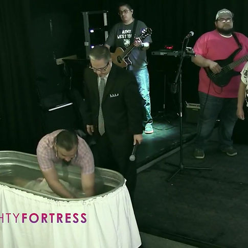ImPerfect Ministries Baptism