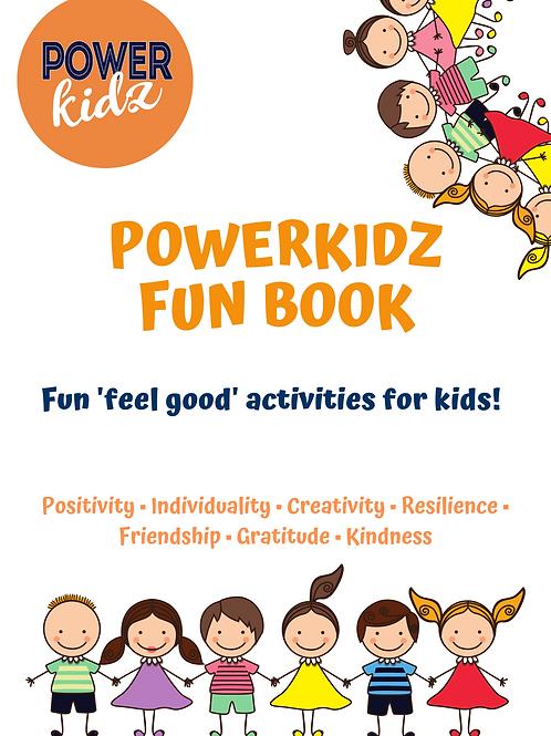 PowerKidz Activity Book