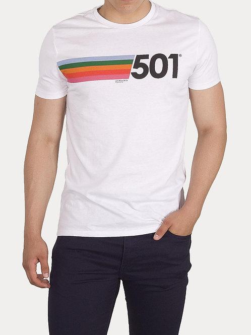 T- Shirt levi's homme