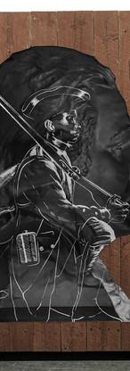 Forgotten Soldier by Titus Kaphar