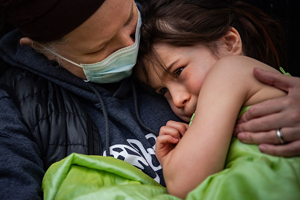A Nurse Practitioner and Her Daughter