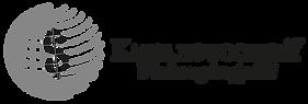 Logotyp kanały nowoczesnego na stronę i