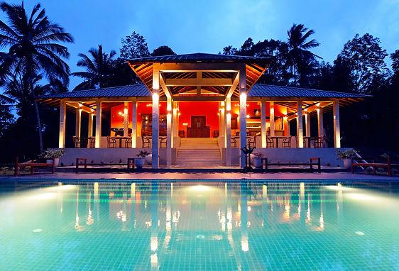 Aarunya Nature Resort completed