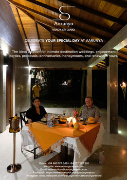Aarunya Honeymoons