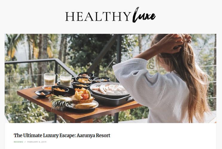 The Ultimate Luxury Escape: Aarunya Resort